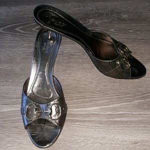 Gucci Heels made in Italy size 9 1/2 B